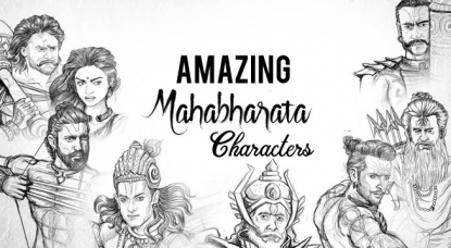 Bollywood cast for mahabharat characters