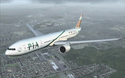 Pakistan Airlines Extra Passengers