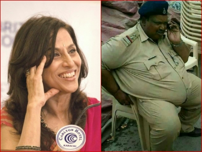 Mumbai Police Tweet Reply To Shobha De