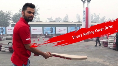Virat Kohli Amazing Shots