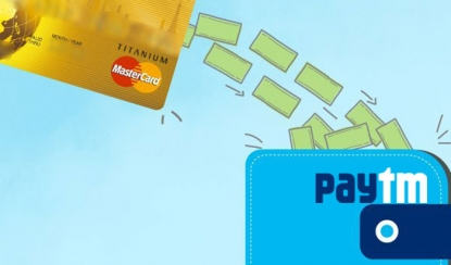 Paytm will charge 2% on credit card usage